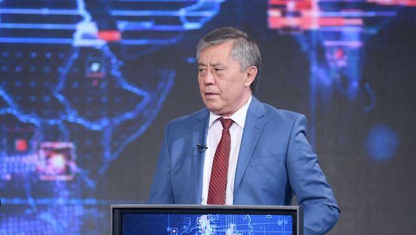 Baxodir Umurzakov - Sputnik Oʻzbekiston