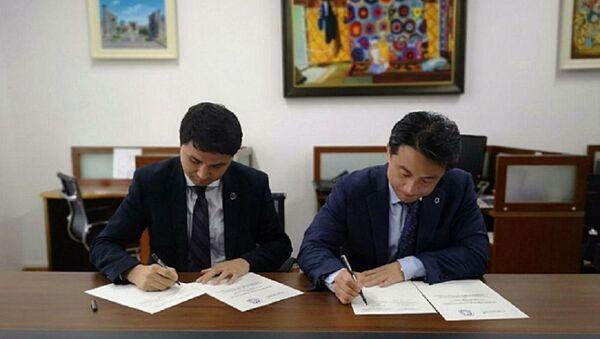 В Ташкенте создадут Центр научно-технических инноваций Шанхай-Ташкент - Sputnik Узбекистан