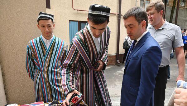 Открытие генконсульства Узбекистана в Ростове-на-Дону - Sputnik Узбекистан