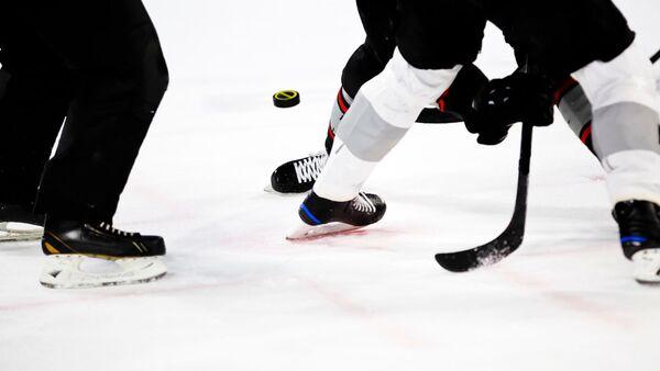 Хоккейный матч - Sputnik Узбекистан