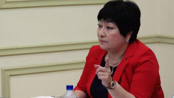 Камола Акилова,  заместитель министра культуры Узбекистана - Sputnik Узбекистан