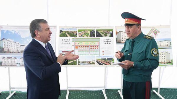 Shavkat Mirziyoyev oznakomilsya s sozidatelnoy rabotoy v Xavaste - Sputnik Oʻzbekiston