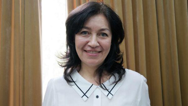Гульсара Асатова - Sputnik Узбекистан