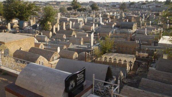 В Бухаре на кладбище забронированы более тысячи могил - Sputnik Узбекистан