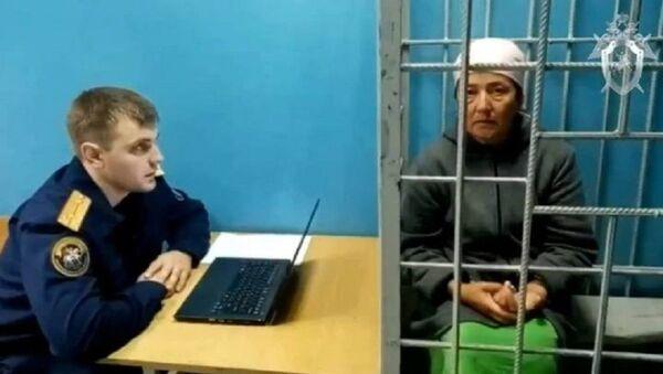 Мать и сын из Таджикистана держали в рабстве узбекистанцев в Подмосковье - Sputnik Узбекистан