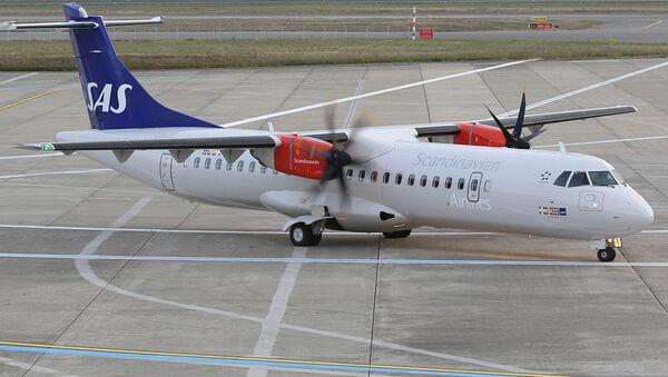 Узбекистан может приобрести самолеты ATR 72-600 - Sputnik Ўзбекистон