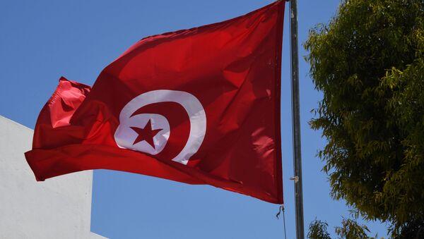 Флаг Туниса - Sputnik Ўзбекистон