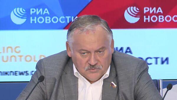 В Госдуме предложили учредить гражданство Евразийского союза - Sputnik Узбекистан