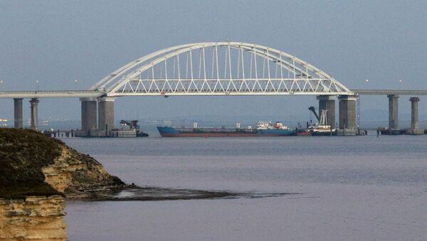 Украина задержала российский танкер - Sputnik Узбекистан
