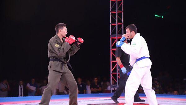 В Намангане состоялся XI Международный турнир наКубок президента Узбекистана - Sputnik Узбекистан