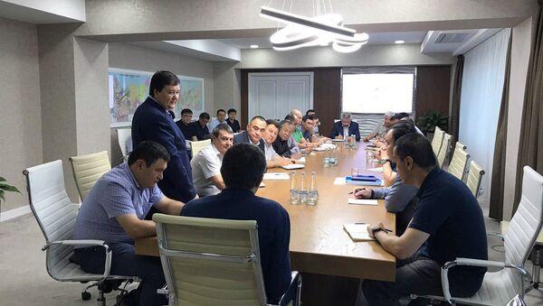 Заместителем министра энергетики Республики назначен Умиджан Исраилов - Sputnik Узбекистан