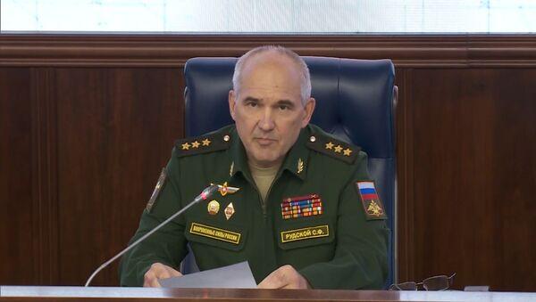 Рудской заявил о подготовке диверсионных групп боевиков США в Сирии - Sputnik Ўзбекистон