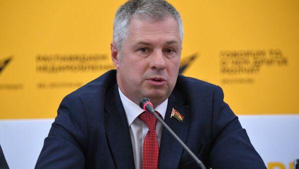 Ekspert rasskazal, chem interesen Uzbekistan dlya Belarusi - Sputnik Oʻzbekiston