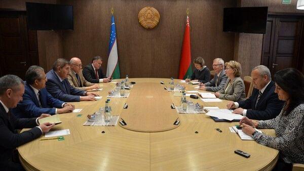 O chem dogovorilis Minsk i Tashkent - Sputnik Oʻzbekiston