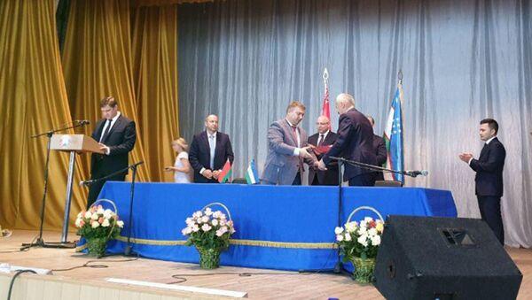 В Узбекистане будет создан современный семеноводческий агрокластер - Sputnik Ўзбекистон