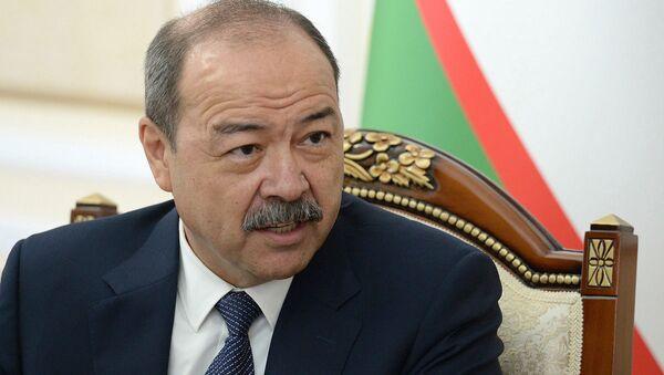 Премьер-министр Узбекистана Абдулла Арипов встретился с президентом Кыргызстана Сооронбаем Жээнбековым - Sputnik Узбекистан