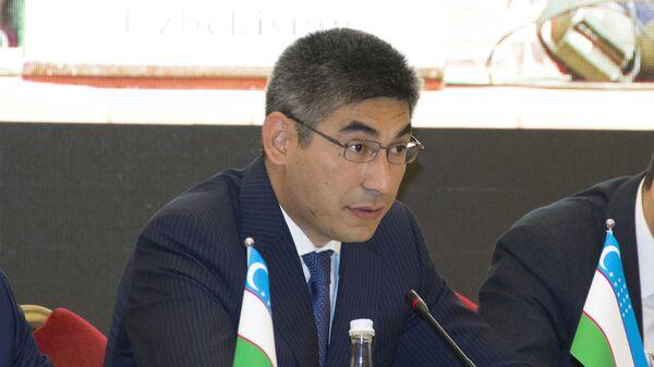Шерзод Кудбиев – Министр занятости и трудовых отношений Республики Узбекистан - Sputnik Узбекистан