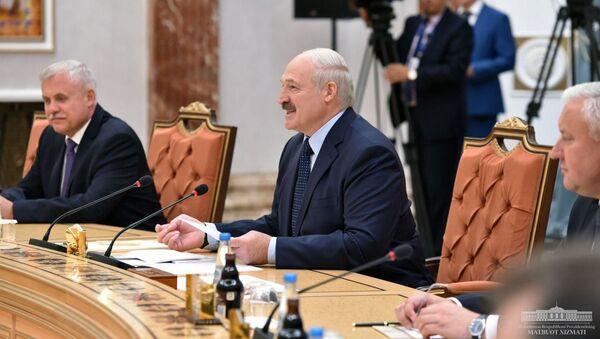 Президент республики Беларусь Александр Лукашенко - Sputnik Узбекистан