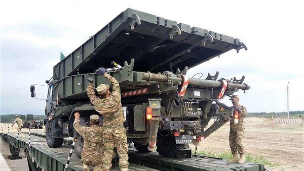 Узбекские саперы готовятся к Безопасному маршруту в Тюменской области - Sputnik Узбекистан