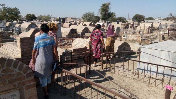 Кладбище Хазрати Имом в Бухаре - Sputnik Узбекистан