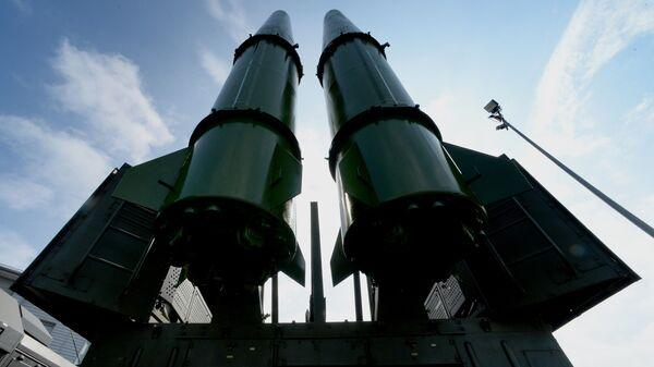 Ракетный комплекс Искандер-М - Sputnik Узбекистан