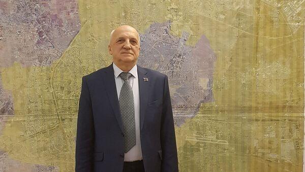 Член Экспертного совета коллегии военно-промышленной комиссии, военный эксперт Виктор Мураховский, архивное фото - Sputnik Узбекистан