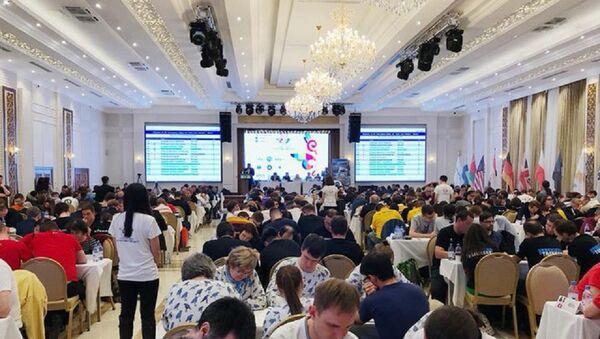 В Ташкенте пройдет Кубок Евразии по интеллектуальным играм - Sputnik Узбекистан
