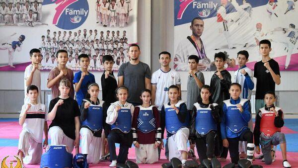 В Ташкенте стартовал чемпионат мира по таэквондо среди кадетов - Sputnik Узбекистан