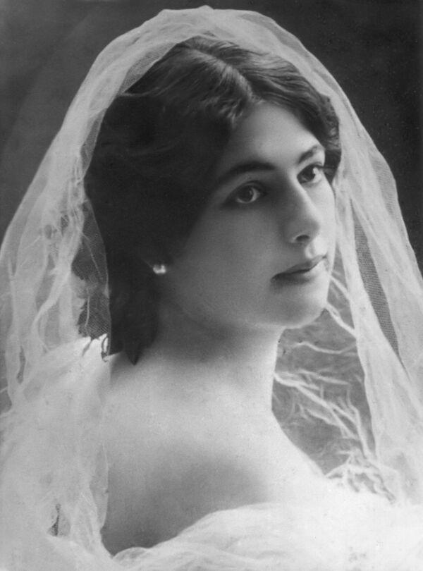 Маргарета Зелле, ставшая впоследствии известной под именем Мата Хари. 1985 год - Sputnik Узбекистан