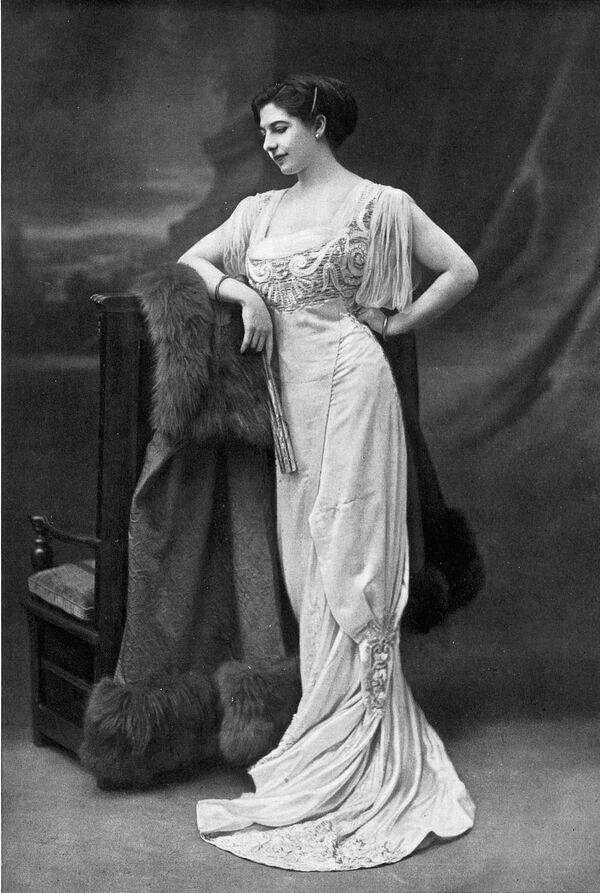 Мата Хари. 1910 год - Sputnik Узбекистан