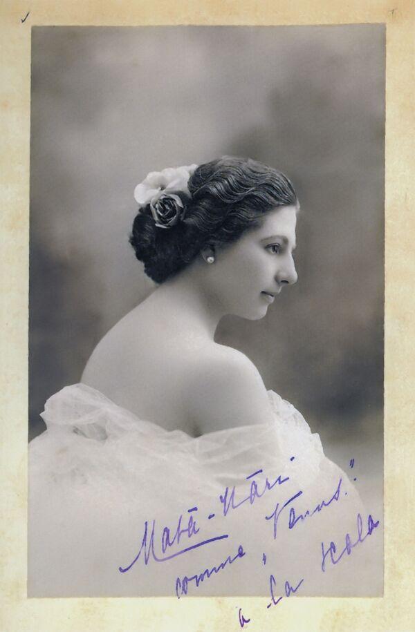 Мата Хари. 1911-1912 гг. - Sputnik Узбекистан
