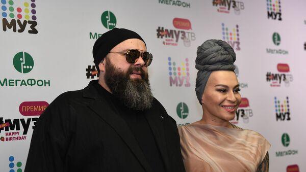 Максим Фадеев и Наргиз - Sputnik Узбекистан