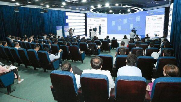 Международный конкурс стартапов пройдет в Узбекистане - Sputnik Узбекистан