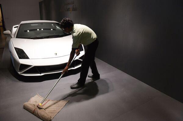 Lamborghini Gallardo - Sputnik Узбекистан