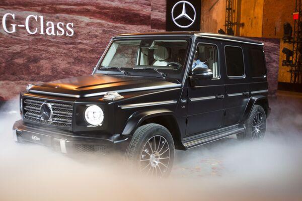 Mercedes, G-wagon - Sputnik Узбекистан