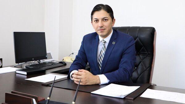 Директор Агентства по развитию рынка капитала Атабек Назиров  - Sputnik Узбекистан