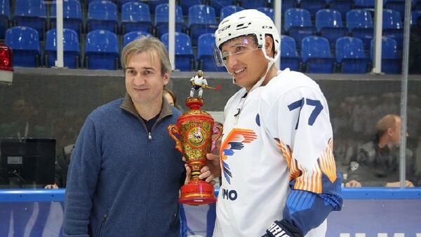 Команда Хумо получила бронзовые медали Кубка Губернатора Нижегородской области - Sputnik Узбекистан