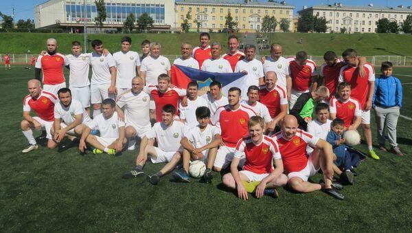 Память о Пахтакоре живет в Карелии: футбольный матч любителей и ветеранов - Sputnik Узбекистан