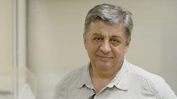 Футбольный комментатор Григорий Твалтвадзе - Sputnik Узбекистан