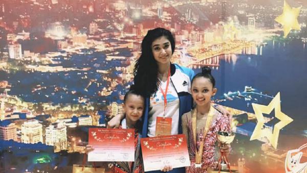 Узбекской гимнастке подарили трехкомнатную квартиру в Бухаре - Sputnik Узбекистан