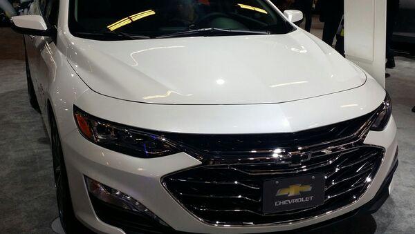 Avtomobil Chevrolet Malibu - Sputnik Oʻzbekiston