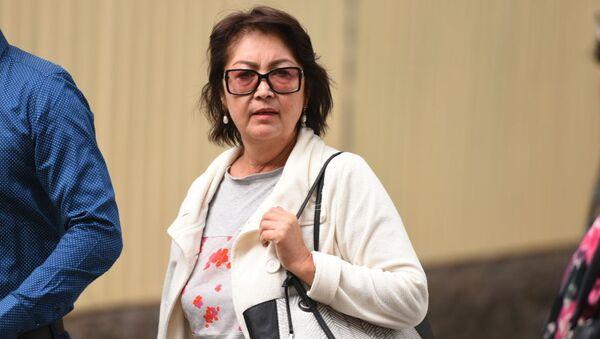 Супруга бывшего президента Алмазбека Атамбаева Раиса  Атамбаева - Sputnik Ўзбекистон