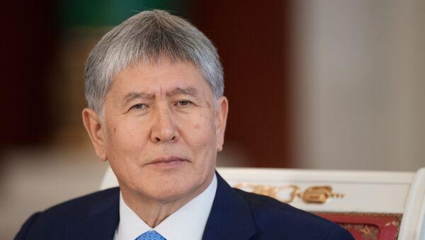 Kыrgыzstantsы v shoke: opublikovan spisok arestovannogo imuщestva Atambayeva - Sputnik Oʻzbekiston
