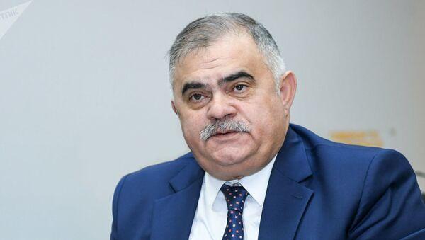 Политолог Арзу Нагиев - Sputnik Узбекистан