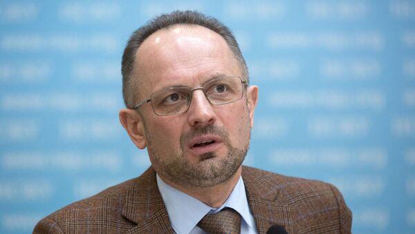 Пресс-конференция кандидата в президенты Украины Р. Бессмертного - Sputnik Узбекистан