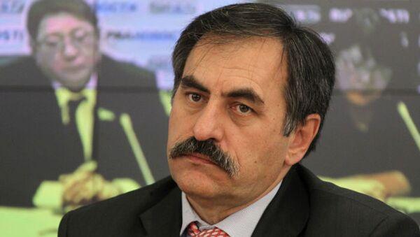 Нефидов Павел, генеральный директор Финансово-банковского совета СНГ - Sputnik Узбекистан