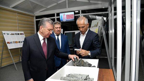 На базе Тебинбулака будет реализован крупный проект промышленности - Sputnik Узбекистан