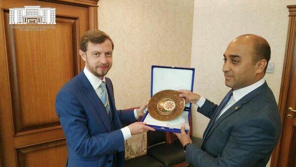 В Москве пройдут Дни Ташкента - Sputnik Узбекистан