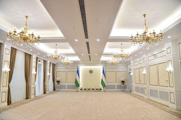 Новое здание посольства в Пекине - Sputnik Узбекистан