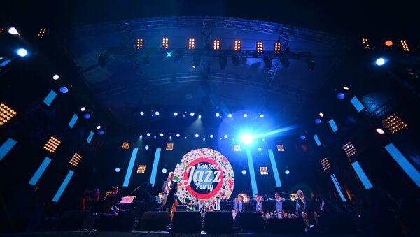 Международный джазовый фестиваль Koktebel Jazz Party - Sputnik Узбекистан
